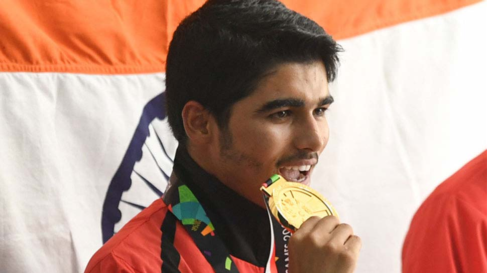 ISSF World Cup: Saurabh Chaudhary wins 10m Air Pistol gold
