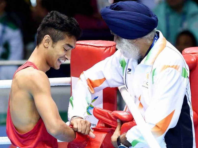 Shiva settles for silver at Asian Championships