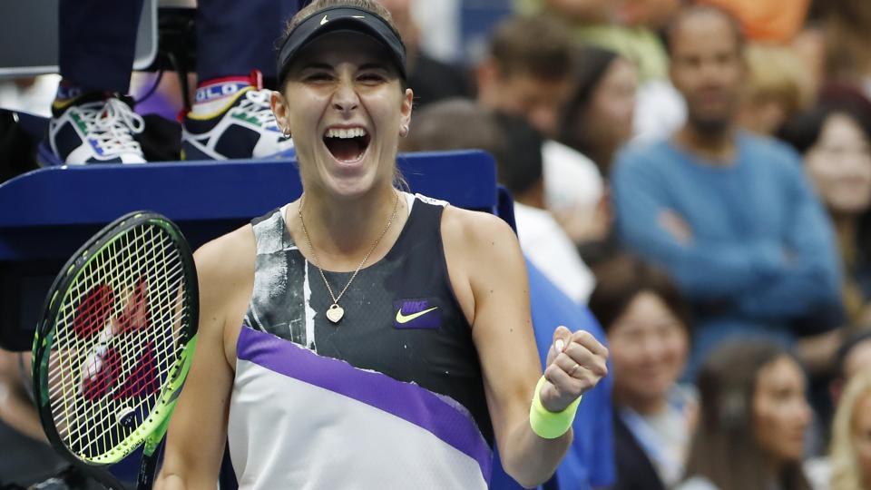 Belinda Bencic beat Naomi Osaka to enter the quarter-final of US Open