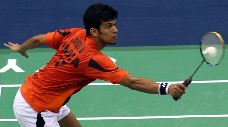 Ajay Jayram makes it to the last 16 of Men