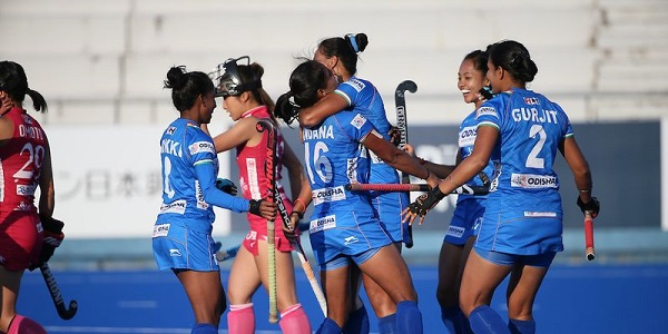 Indian women Hockey team reach Olympic quarter-finals after 41 years