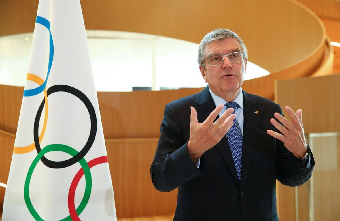 Tokyo Olympics 'participants' may need vaccinations, says IOC President Thomas Bach
