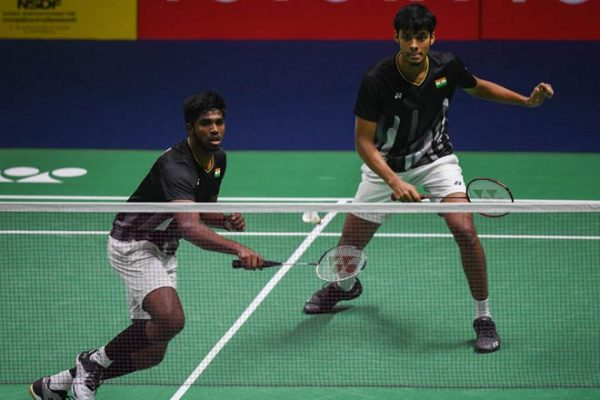 Satwiksairaj-Chirag to play their quarterfinal match of China Open today