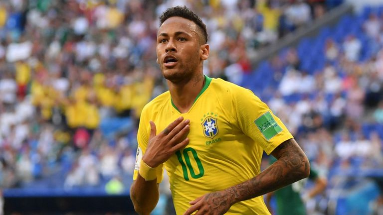Neymar appointed permanent captain of Brazilian football team