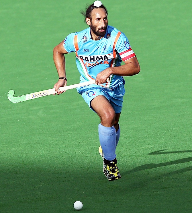 Hockey : Sardar Singh returns as Indian hockey team captain for Sultan Azlan Shah Cup