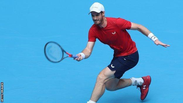 Andy Murray advances into quarterfinals of China Open