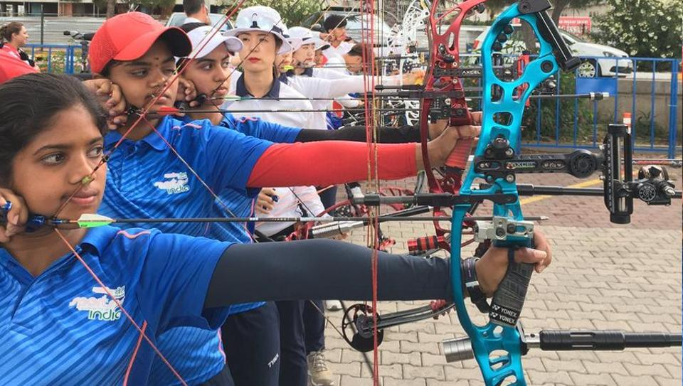 India bag Silver medal in Archery World Cup Stage II in Turkey