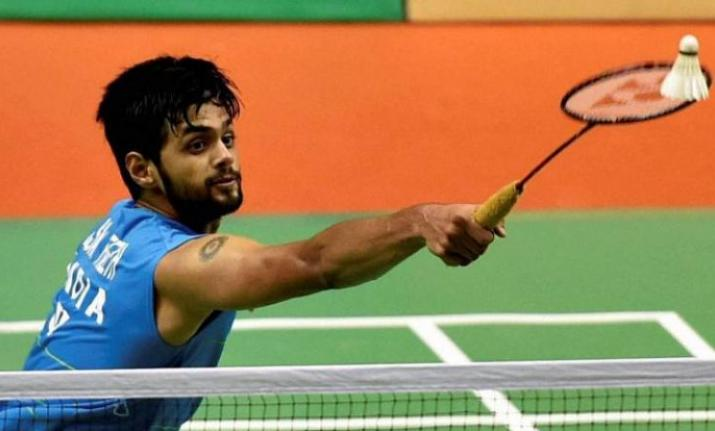 5 India shuttlers enter quarterfinals of India Open