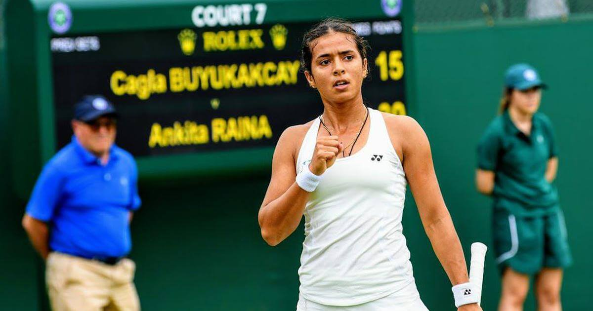 Ankita Raina bags maiden WTA title, to become first Indian woman player in top 100 after Sania Mirza