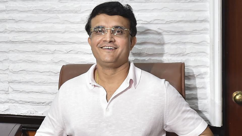 Sourav Ganguly to take over as BCCI President