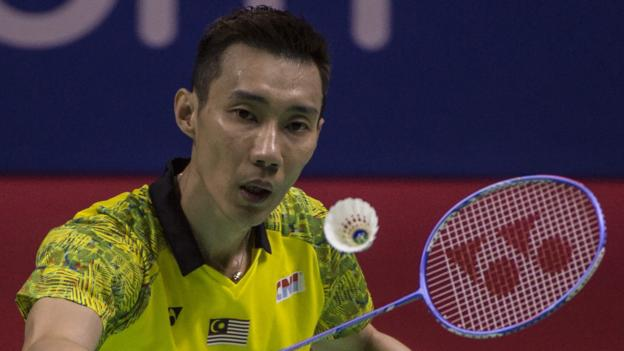 Malaysian badminton Lee Chong Wei diagnosed with nose cancer