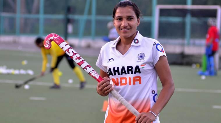 Rani Rampal to lead India in women