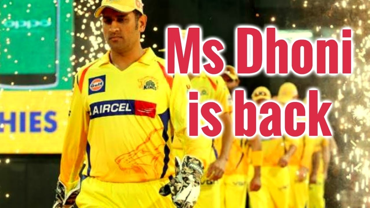 IPL Player Retention 2018: Dhoni back with Chennai Super Kings