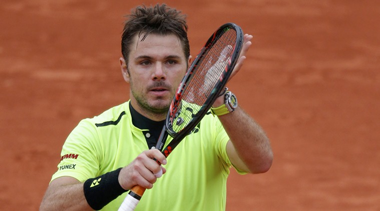 Stan Wawrinka bows out of French Open in men