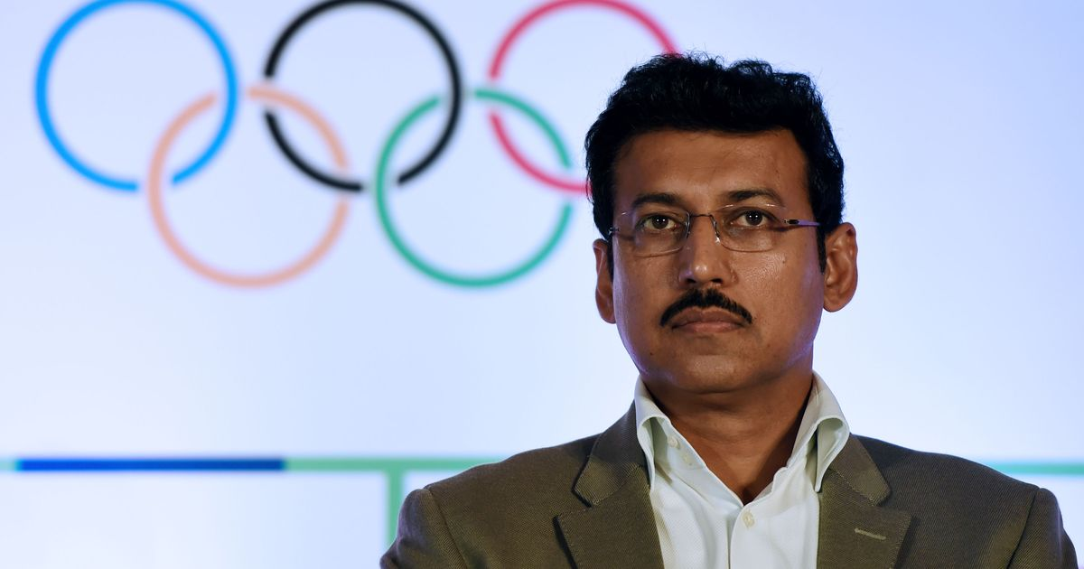 India will be among top medal winners at 2028 Olympics: Rajyavardhan Singh Rathore
