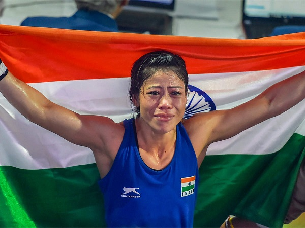 Mary Kom  out of Tokyo Olympics after defeat to Colombia