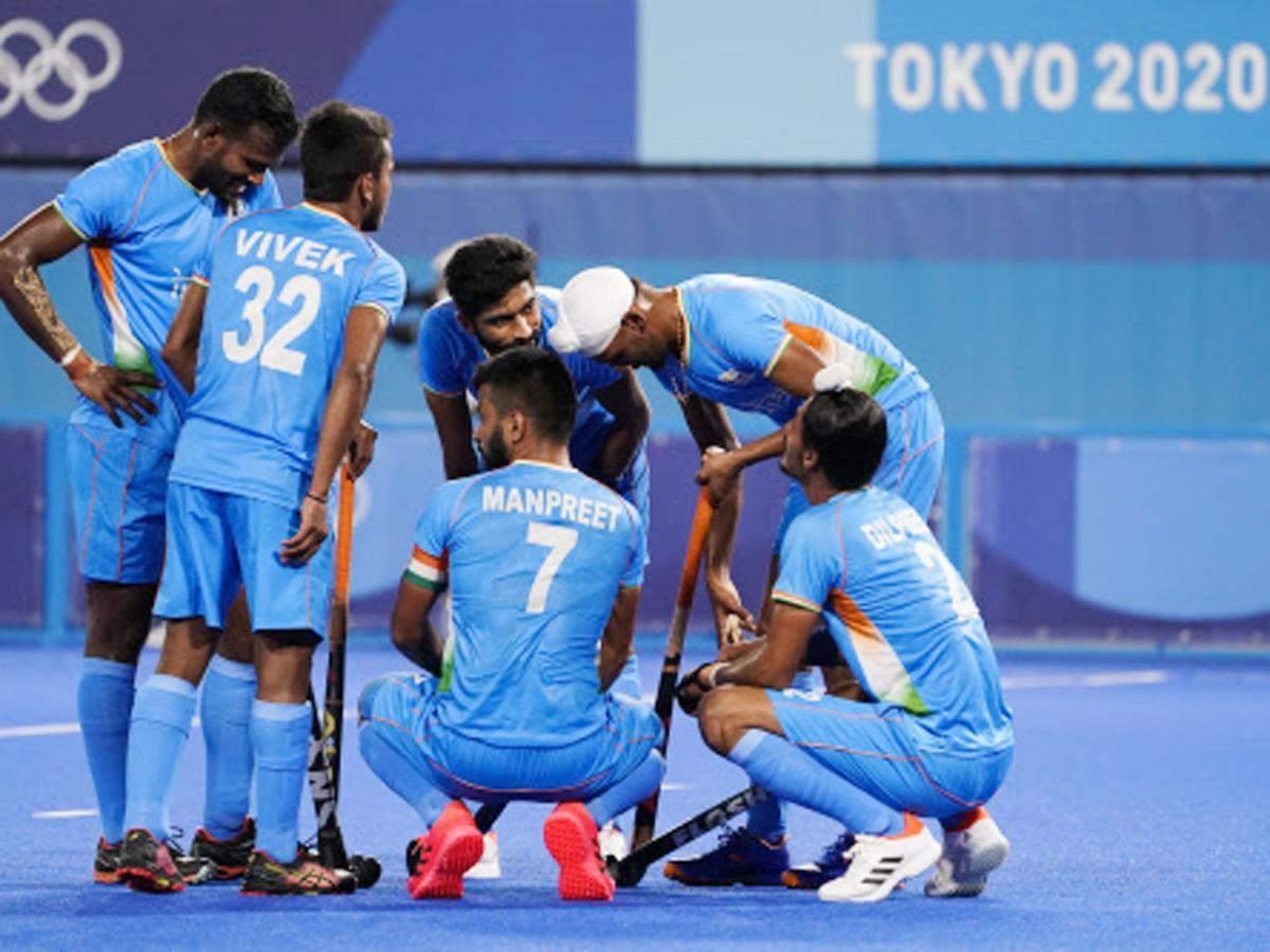 India beat Spain 3-0 in Olympic men