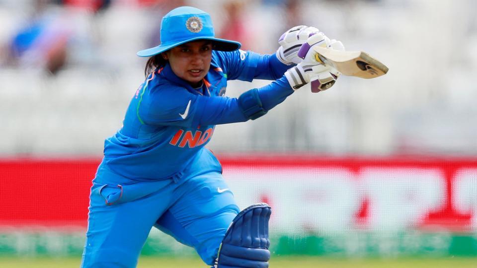Mithali Raj becomes first woman to score 6000 runs in ODIs