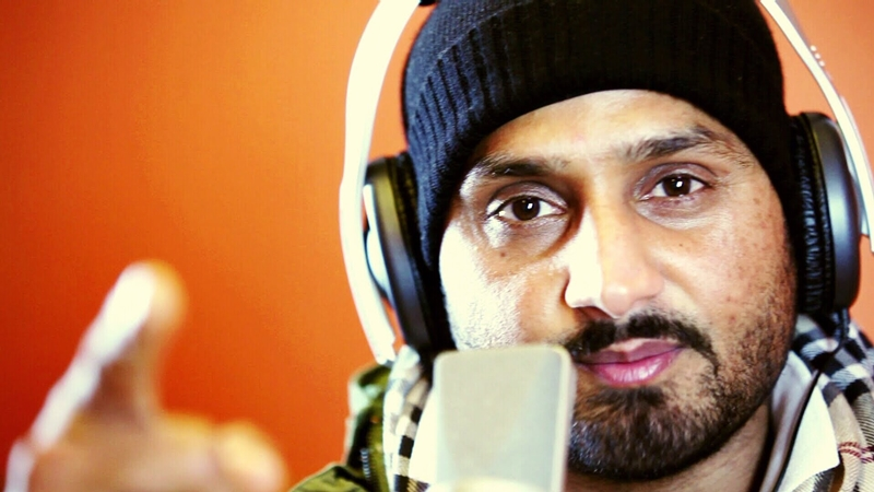 Harbhajan Singh to debut as singer with composer Mithoon