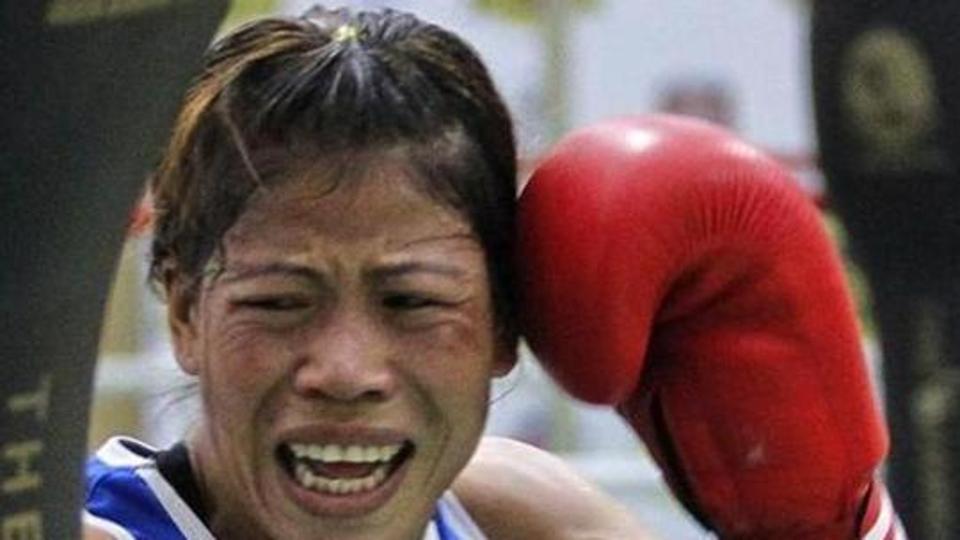 Mary Kom resigns as boxing