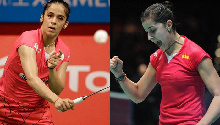 I am already world No. 1: Saina Nehwal smash floors Carolina Marin