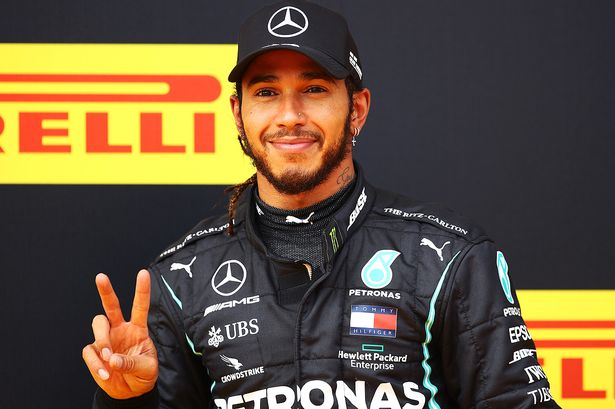 Lewis Hamilton won the British Grand Prix for the 7th time