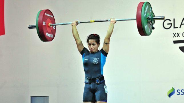 Mirabai Chanu wins gold medal at World Weightlifting Championship