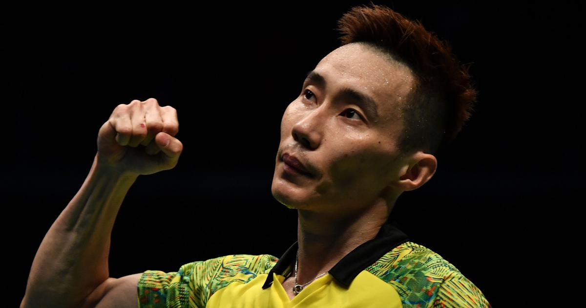 Cancer-hit Malaysian Badminton star Lee Chong Wei announces his retirement