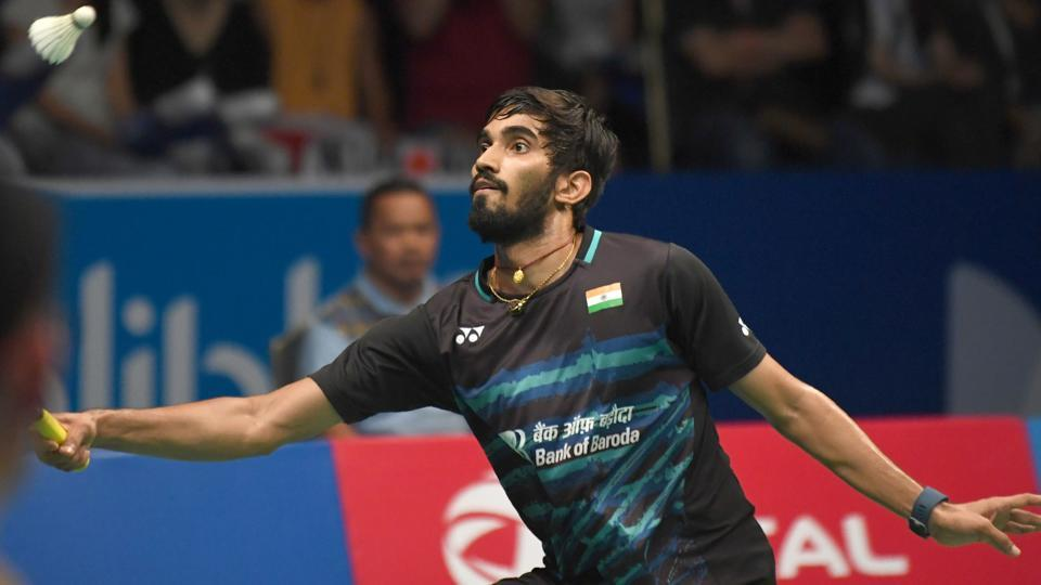 Srikanth to clash with B.Sai Praneeth in all Indian quarterfinal of Australia Open