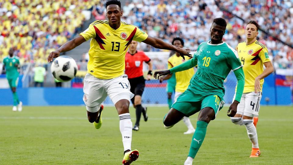 FIFA World Cup:Columbia, Japan enter last 16 to complete line up for knockout stage