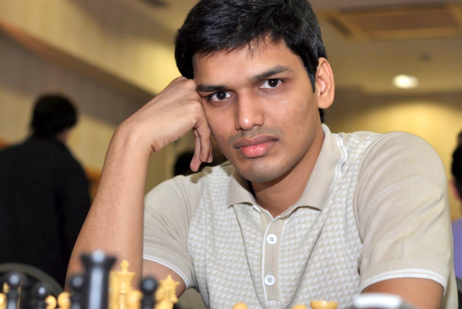 FIDE Grand Prix: P Harikrishna dishes out stellar performance to beat world No.4 Levon Aronian