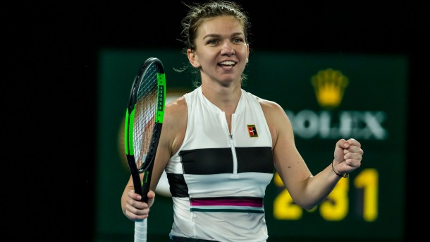 Halep to play with Serena Williams in Round-of-16 in Australian Open