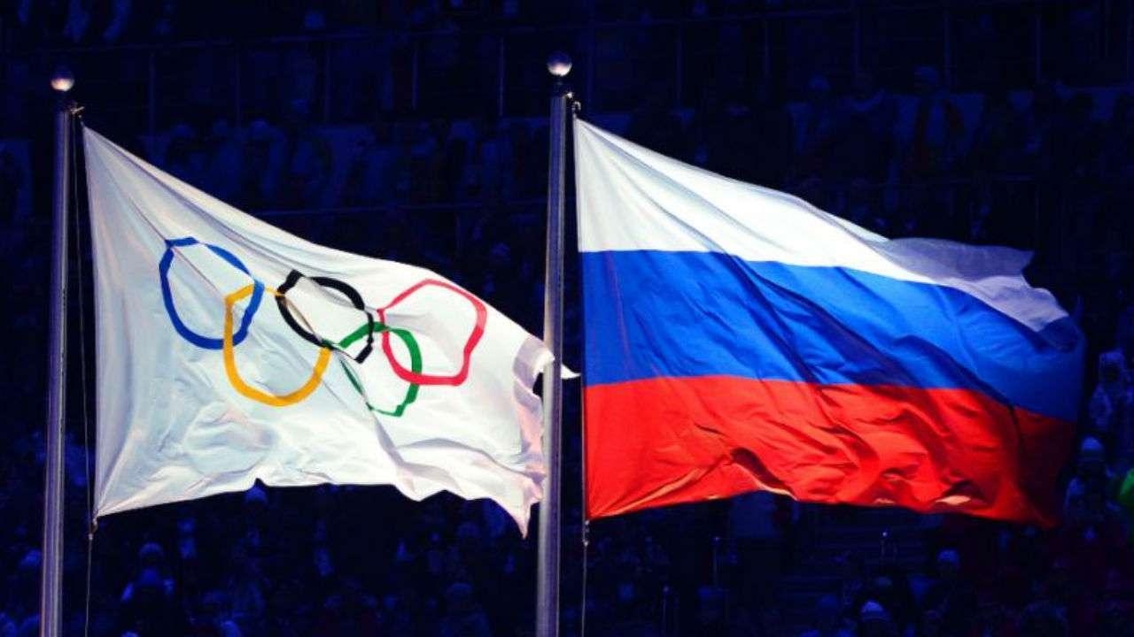IOC restores Russia