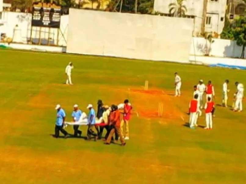 Ranji Trophy: Hyderabad Player Tanmay Agarwal Hit On Head, Hospitalised