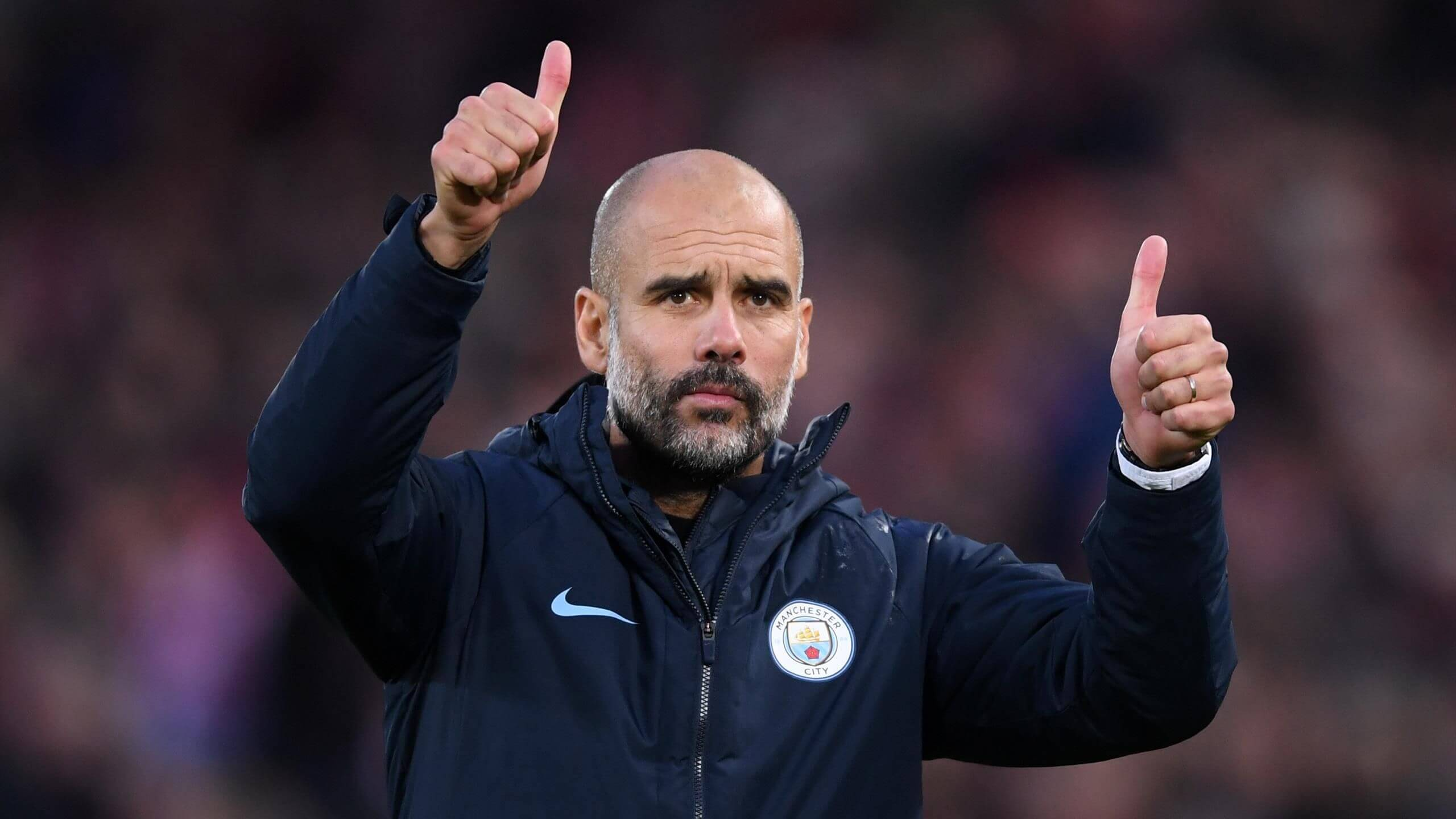 EPL: Manchester City manager Pep Guardiola on signs new two-year contract till 2023