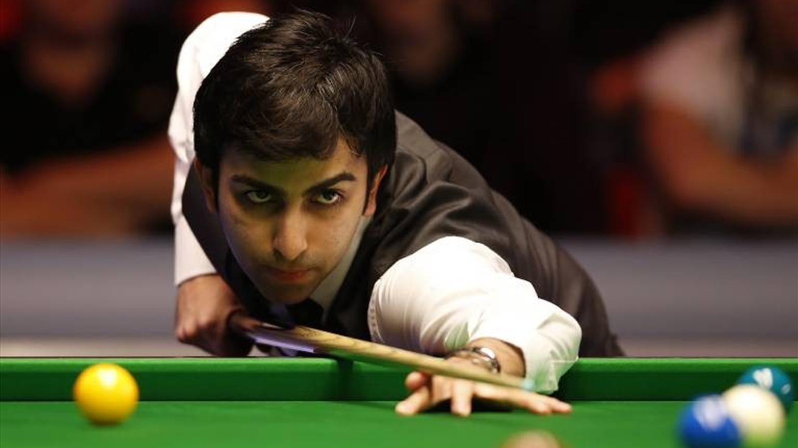 Image result for Pankaj Advani won the third consecutive billiards title, the number of his world titles was twenty