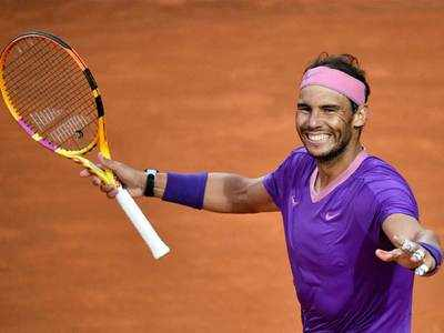 ATP Rankings: After 10th Italian Open title, Rafael Nadal remains at No.3 spot