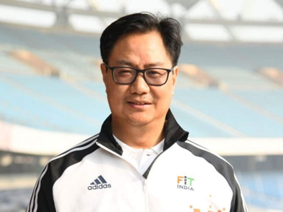 Sports Minister Rijiju to launch Fit India Freedom Run today