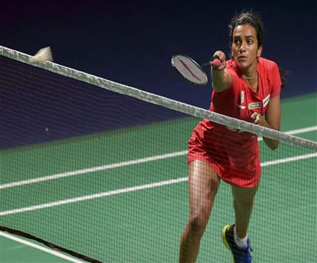 Denmark Open: PV Sindhu crashes out
