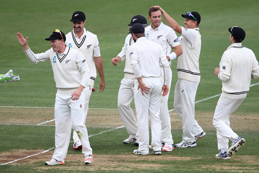 New Zealand win by 130 runs in 2nd Test match against Pakistan