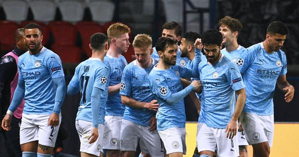 Manchester City crowned Premier League champions for 3rd time