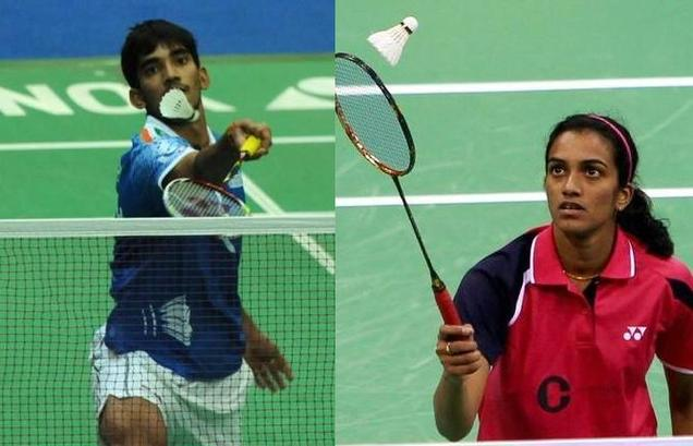 Srikanth jumps 11 spots, Sindhu drops to 4th in latest BWF rankings
