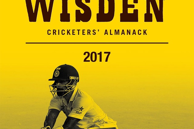 Virat Kohli features in latest cover star of Wisden Cricketer