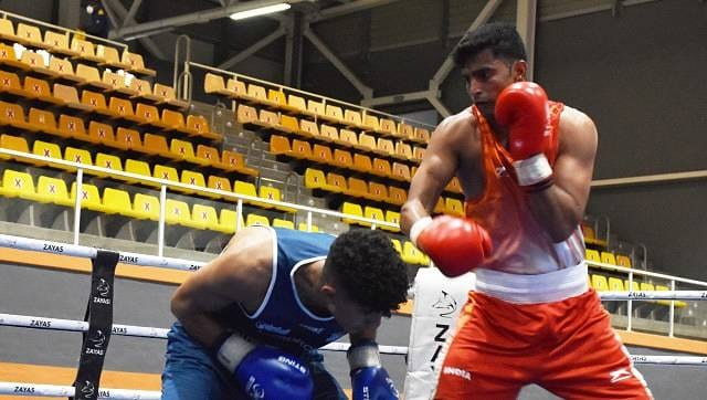 Manish Kaushik clinches gold at Boxam International Tournament