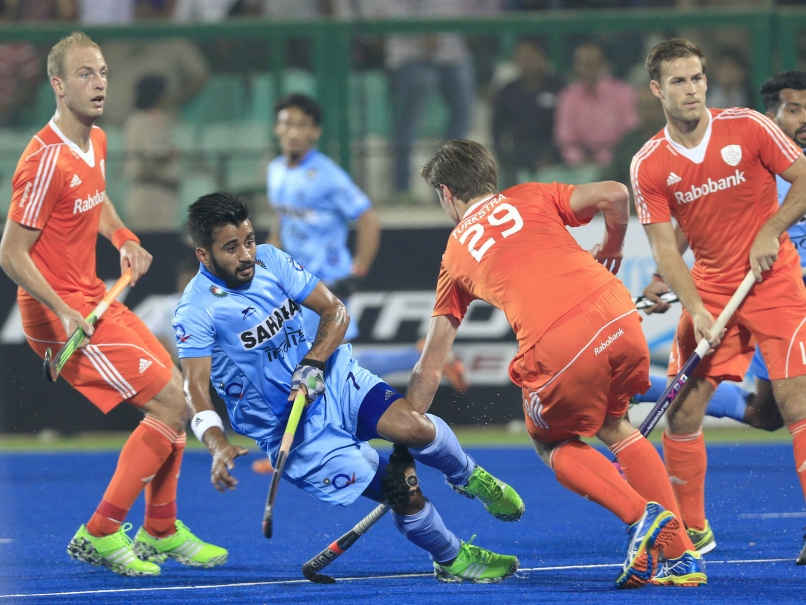 India lose to Netherlands 1-3 in final group match of World Hockey League semi-final