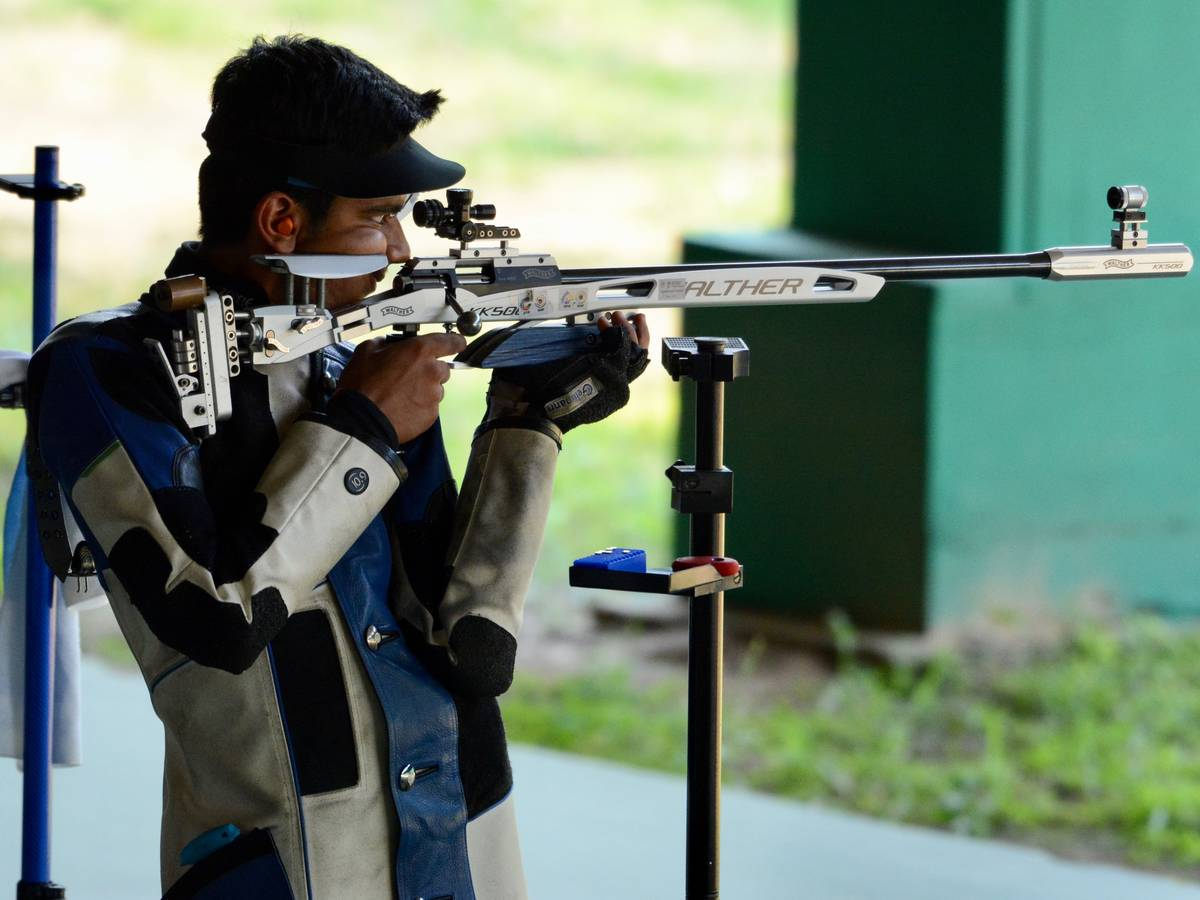 Shooting Junior World Cup: Aishwarya Pratap Singh clinches gold in rifle 3-position event