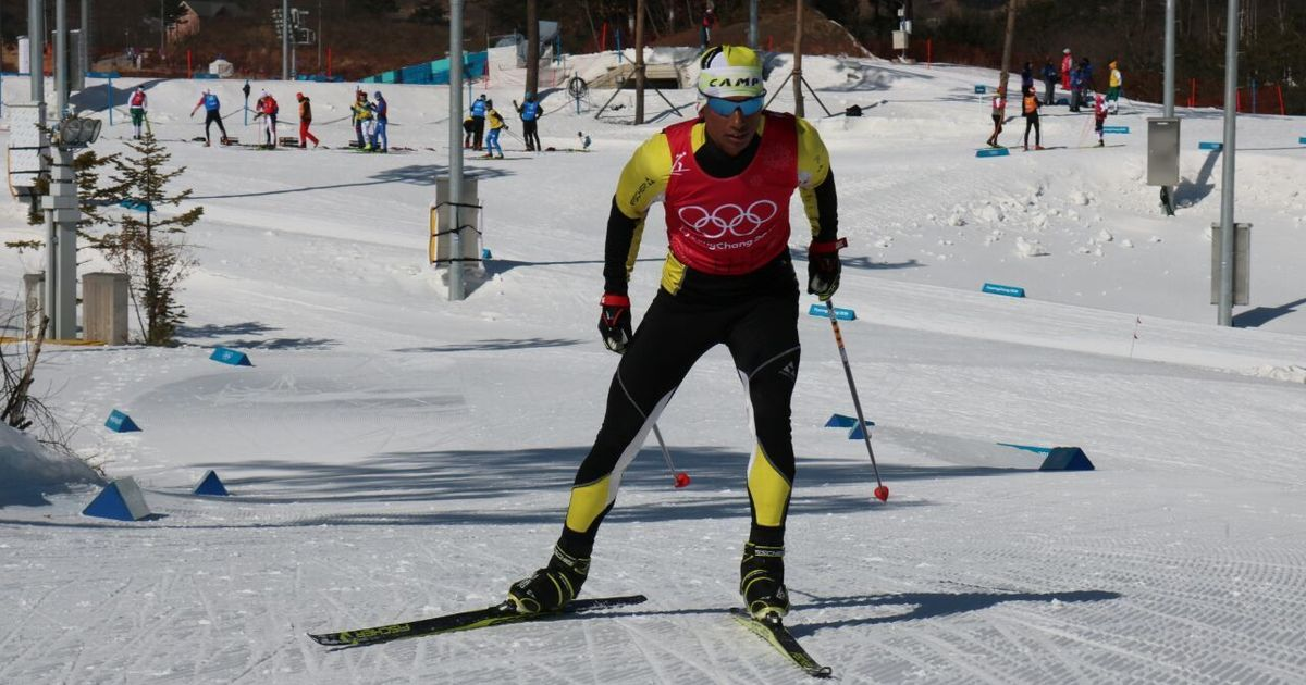 Indian skier Jagdish  finishes 103rd in Winter Olympics