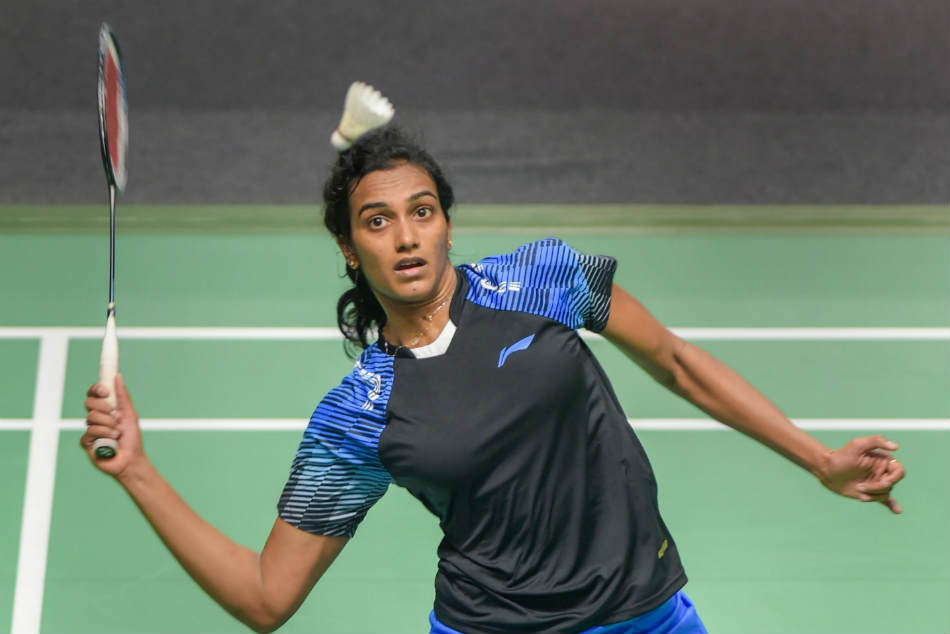Sindhu enters quarterfinals of the Senior National Badminton Championship