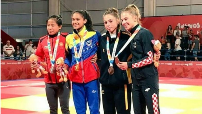 India open their medal account in Youth Olympic Games with Silver