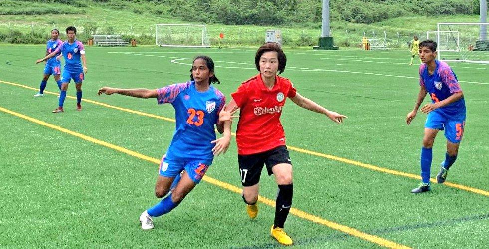 indiatotakeonthailandinu17womensfootballtournamentinmumbaitoday